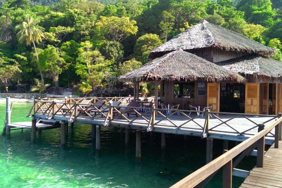 Bagus Place Retreat Tioman All Inclusive 3 days 2 nights Package