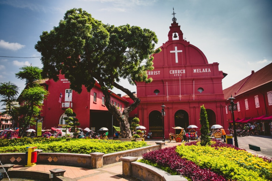 One Day Trip to Melaka from Kuala Lumpur | Transit tour from Malaysia airport