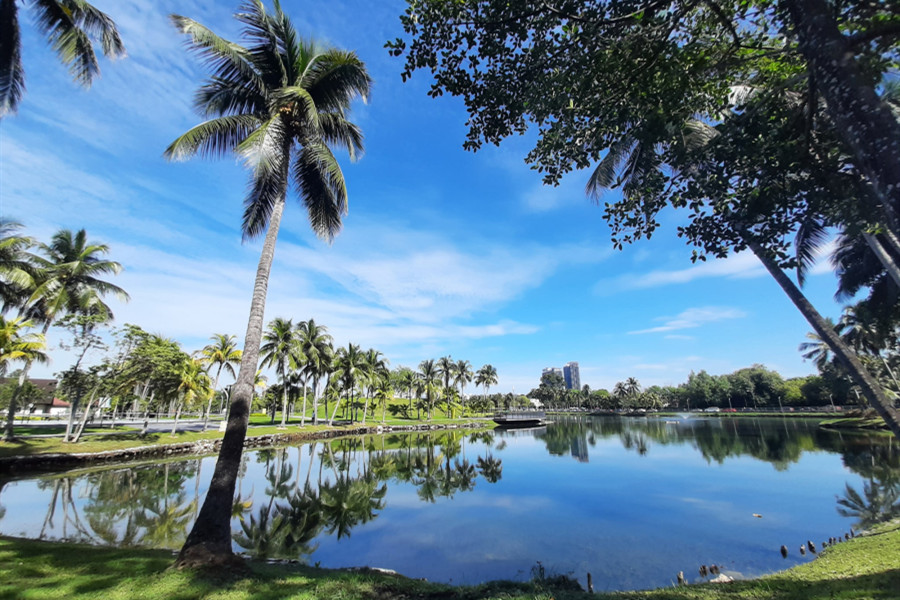 Titiwangsa Lake Gardens: One of the Malaysia's best parks, Great for families!