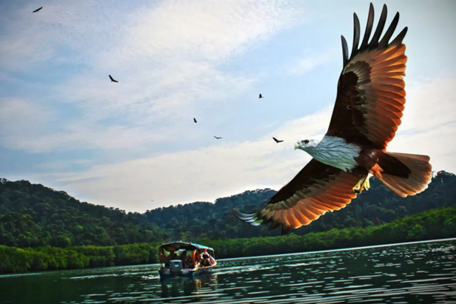 Langkawi Half Day Island Tour Price USD 10 per person, 2 to go