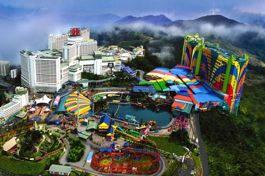 1 day Trip to Genting Highland