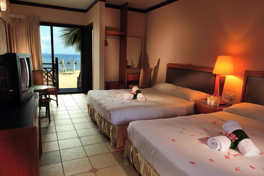 Tioman Island Package Malaysia 3 days 2 nights | Paya Beach Spa & Dive Resort