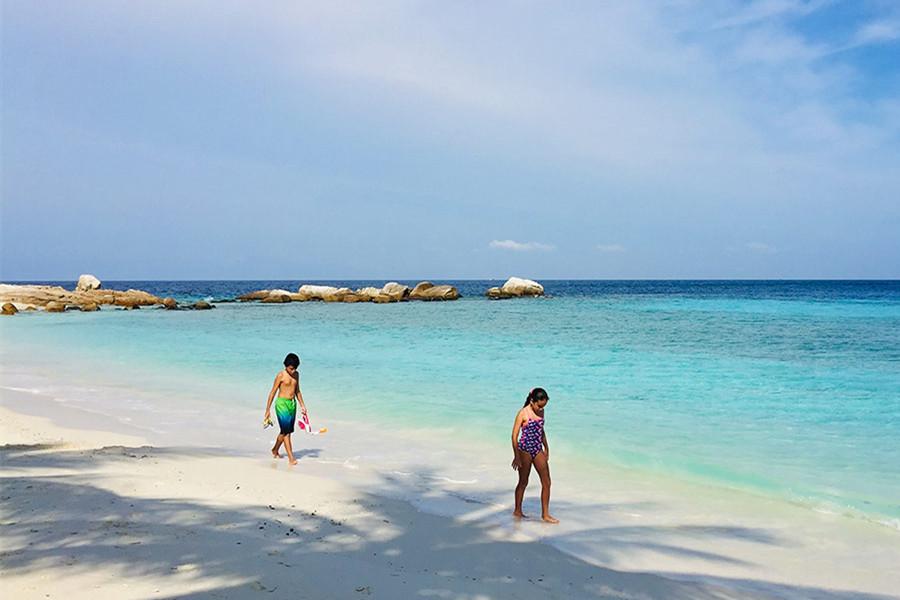 D'Coconut Island Resort Snorkeling Package 3 Days 2 Nights | Lang Tengah