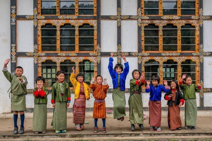 How to travel to Bhutan from Malaysia? Answer = Via Nepal