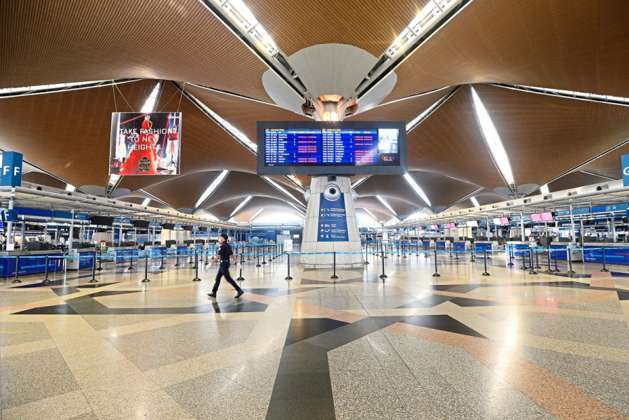 Malaysia airport opening date after lockdown?