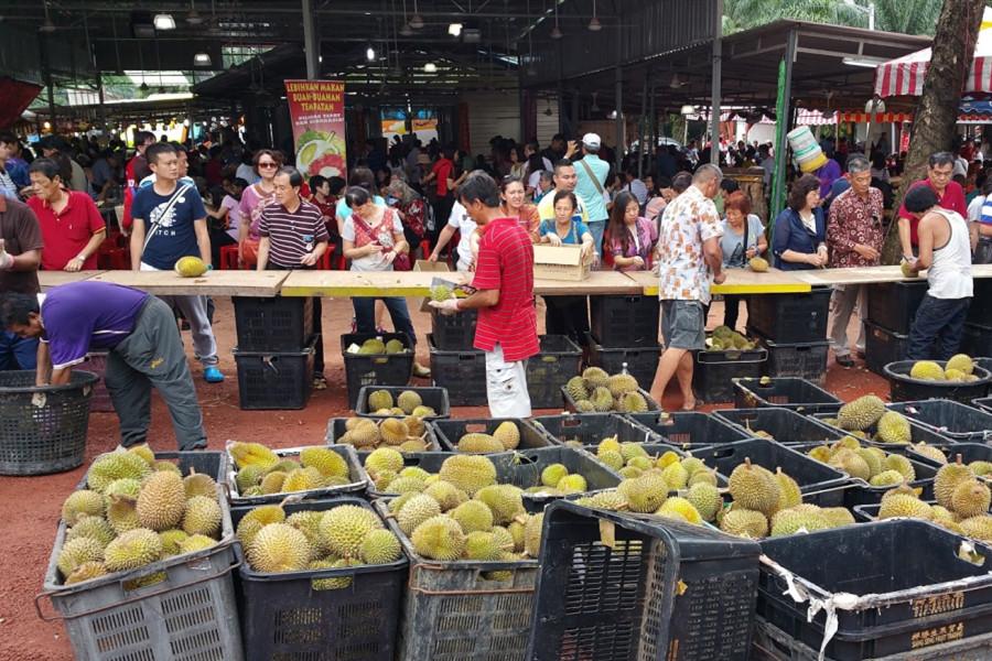 Tangkak Durian Tour| Tangkak Day Trip