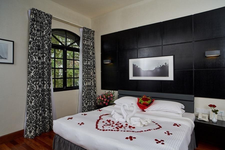 Honeymoon Package Cameron Highland Strawberry Park Resort 3 days 2 nights