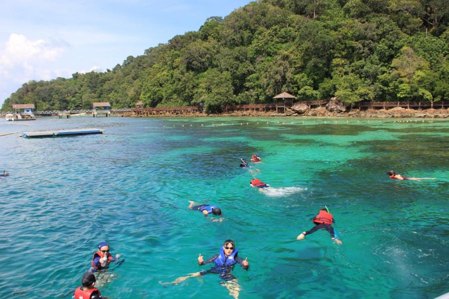 Langkawi Snorkeling Tour | Pulau Payar Marine Park