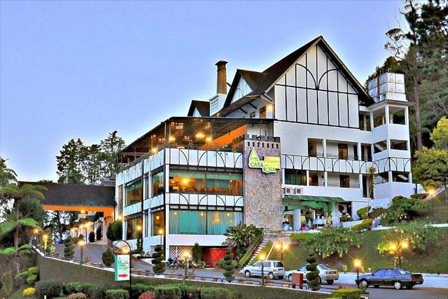 Honeymoon Package Cameron Highlands Rosa Pasadena Resort 3 days 2 nights