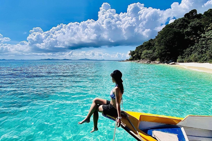 [Join-in] Malaysia Islands Hopping Tour – Visit 11 Islands in a day!