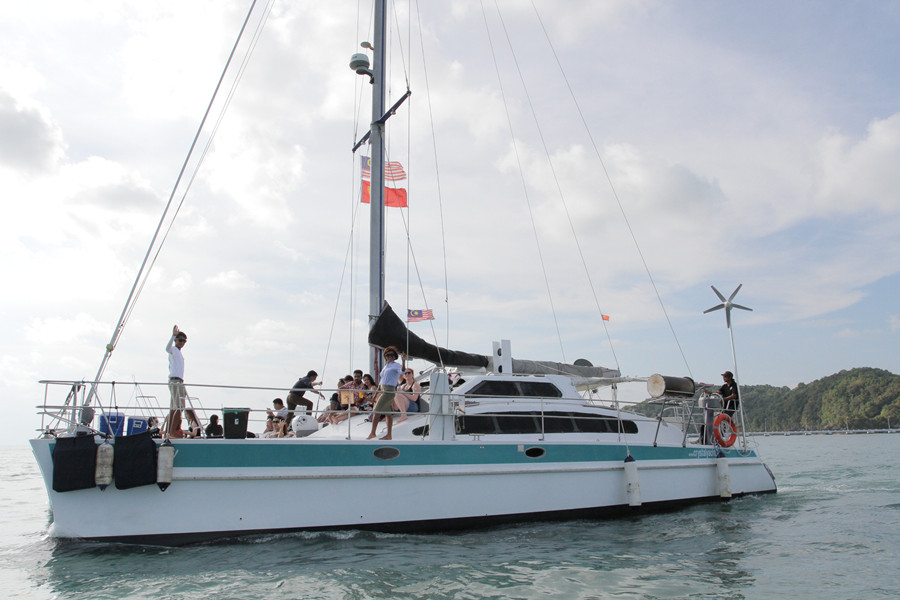 Langkawi Sunset Dinner Cruise with Crystal Yacht